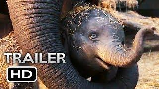 DUMBO Official Trailer 3 (2019) Tim Burton Disney Live Action Movie HD