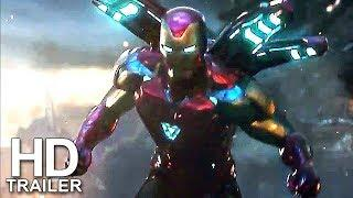 AVENGERS ENDGAME 'To The End' Trailer (2019) Marvel, SuperHero Movie HD