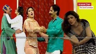 Hina Shaheen And Iftikhar Thakur Best Comedy Pakistani Stage Drama 2018