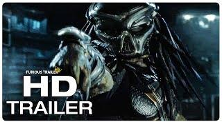 THE PREDATOR Trailer #1 (2018) Shane Black Sci-Fi Horror Movie Trailer HD