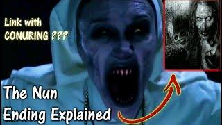 The Nun (Ending Explained) | Link With Conjuring Revealed | Hindi