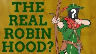 What Was Robin Hood's Actual Name?