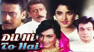 Dil Hi To Hai Full Movie | Divya Bharti Hindi Romantic Movie | Jackie Shroff Hindi Movie