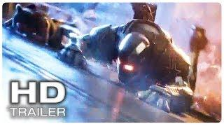 AVENGERS 4 ENDGAME Thanos Destroys Avengers Headquarters Trailer (NEW 2019)Marvel Superhero Movie HD