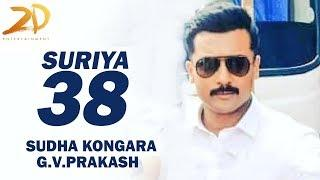 BREAKING: Is Suriya's next film Biopic? | Surya 38 |  Full Details