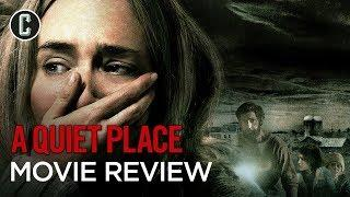 A Quiet Place Film Review 2018 in Punjabi | Scary Movie Review | Life Skills TV