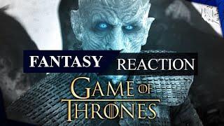 ❖ PROČ NÁS CHCE NIGHT KING VŠECHNY ZABÍT? | Game of Thrones VIII. | Fantasy Reaction