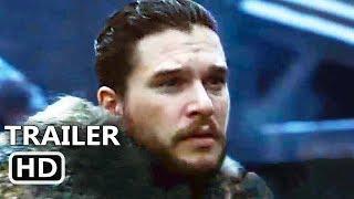 "GAME OF THRONES Season 8 ""Jon reunites with Sansa"" Teaser (NEW 2018) GOT Series HD"