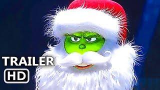 THE GRINCH Official Trailer # 3 (NEW 2018) Animated Movie HD