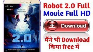 How To Download Robot 2.0 Full Movie HD in Hindi || Robot 2.0 Download karo hd mai | New 2019 movie
