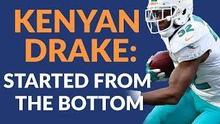 Kenyan Drake Is Harris's #1 Flag Player For Fantasy Football In 2018