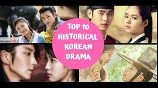 Top 10 Historical Korean Drama????????