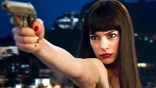 THE HUSTLE Trailer (2019) Anne Hathaway, Rebel Wilson, Comedy Movie