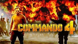 Commondo 4 Latest South Dubbed Hindi Action Full Movie | South Action Movies 2018