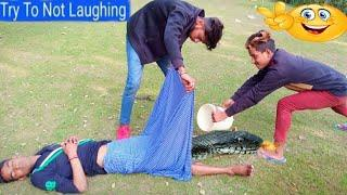 MUST WATCH NEW COMEDY VIDEO !! FULL ENTRAINMENT VIDEO 2019 EPISODE-87