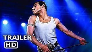 BΟHЕMIAN RHAPSΟDY Official Trailer TEASE # 2 (2018) Freddie Mercury, Quееn Movie HD