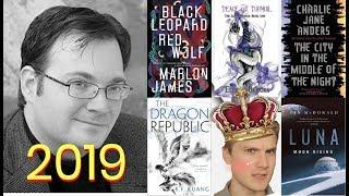 Most Anticipated Books of 2019!