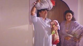 Kader khan Comedy Scene from Hamara Pariwar || Bollywood Action Hindi Movie