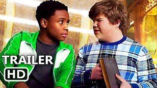 GOOSEBUMPS 2 Trailer EXTENDED (2018) Haunted Halloween Movie HD