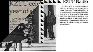Project 2: Historical Documentary KZUU