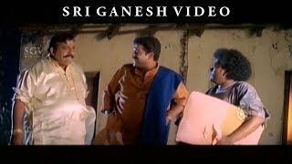 Doddanna disturbs in Sadhu Kokila first night | Kannada Movie Comedy Scenes