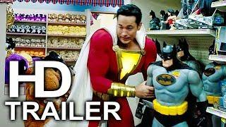 SHAZAM Trailer #3 NEW (2019) Superhero Movie HD