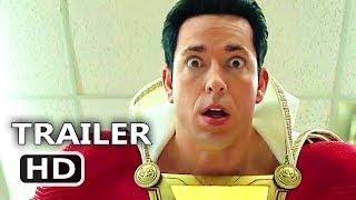 SHAZAM Trailer (2019) Superhero Movie
