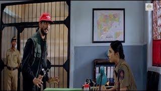Nana Patekar and Tabu in Police Station Comedy Scene | Kohram Movie