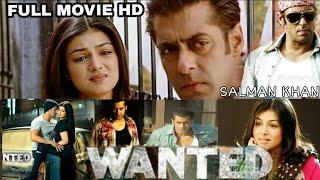 WANTED FULL MOVIE | SALMAN KHAN MOVIE || WANTED ||BEST ACTION MOVIE || SALMAN KHAN FILMS