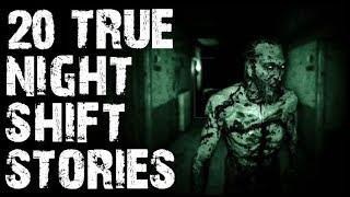 20 TRUE Terrifying Night Shift Horror Stories To Creep You Out! | (Scary Stories)