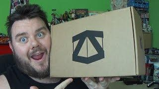 Zbox June 2018 - Fantasy & Fiction Theme Unboxing Subscription Box Review