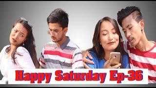 GirlFriend over Mum | Happy Saturday | Ep 36 | Nepali Comedy Movie | Colleges Nepal Video