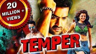 Temper Hindi Dubbed Full Movie   Jr NTR, Kajal Aggarwal, Prakash Raj, Posani Krishna Murali
