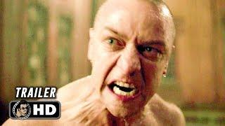 GLASS Trailer #2 (2019) M. Night Shyamalan, Bruce Willis Superhero Movie