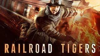 Jackie Chan - Railroad Tigers [ Full Movie ] Film China Action Subtitle Indonesia