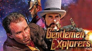 Gentlemen Explorers (Free Sci-Fi Movie, English, HD) Entire Action, Fantasy Full Feature Si-Fi Film