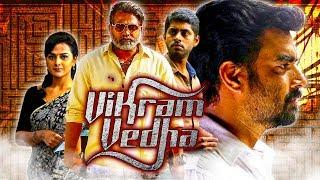 Vikram Vedha (2018) Hindi Dubbed Full Movie | R. Madhavan, Vijay Sethupathi