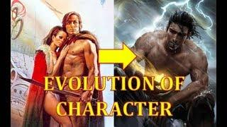 The Evolution of Character in Fantasy