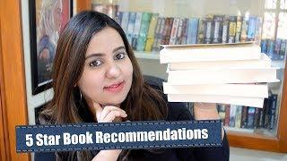 Five 5-Star Book Recommendations that you ought to read right away