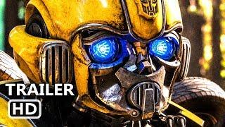 BUMBLEBEE Official Final Trailer (NEW 2018) John Cena, Transformers Movie HD