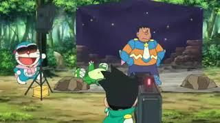 """Part-3 Doraemon the movie """"Nobita Aur Antriksh Daku"""" in Hindi full movie."""
