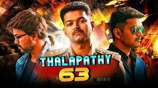Thalapathy 63 (2019) New South Hindi Dubbed Full Movie   Vijay, Mohanlal, Kajal Aggarwal