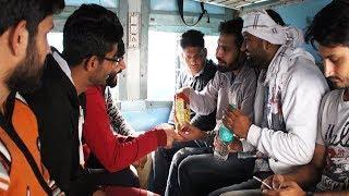 Train Ka Safar  || रेल  का सफर || Railway Comedy || Swadu Staff Films