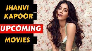 Jhanvi Kapoor Upcoming Movies List 2019 and 2020 with Cast and Release Date