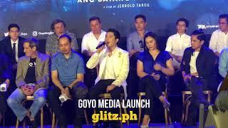 "Paulo Avelino, director Jerrold Tarog on Doing the Historical Film ""Goyo: Ang Batang Heneral"""