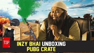 Inzy Bhai Unboxing 'Pubg Crate' | TSP's New Year Special