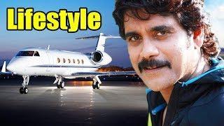 Akkineni Nagarjuna Lifestyle 2019, Girlfriend,Wife,Family,House,Car,Privet Jet, Biography,Net Worth