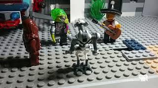 Lego JFK`S WONDERFUL HISTORICAL TIMES