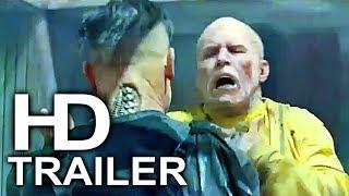 DEADPOOL 2 Movie Clip Wade Vs Cable Prison Fight Scene + Trailer NEW (2018) Superhero Movie HD