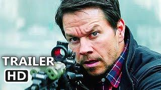 MILE 22 Official Trailer Teaser (2018) Mark Wahlberg, Ronda Rousey Movie HD